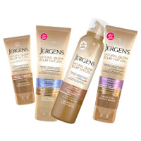 Save $1 on any bottle of Jergens Natural Glow product
