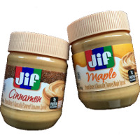 Print a coupon for $0.50 off one jar of Jif Flavored Spread