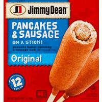Save $0.75 on a Jimmy Dean Pancake and Sausage product