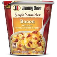 Print a coupon for $0.55 off any Jimmy Dean Simple Scrambles product