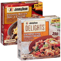 Save $0.75 on any Jimmy Dean or Jimmy Dean Delights Frozen Entree