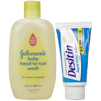 Save $1.50 on any two Johnson's Baby and/or Desitin Products