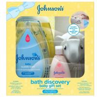 Print a coupon for $3 off one Johnson's Bath Discovery Gift Set