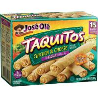 Save $1 on any Jose Ole Snack, 16 oz or larger