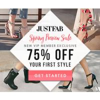 JustFab coupon - Click here to redeem