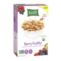 Save $0.75 on a box of Kashi Cereal