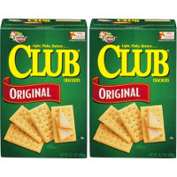 Print a coupon for $1 off any two boxes of Keebler Club Crackers