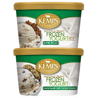 Save $1 on any two 1.5 quart containers of Kemps Frozen Yogurt
