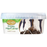Print a coupon for $0.75 off a container of Kemps Frozen Yogurt Shop