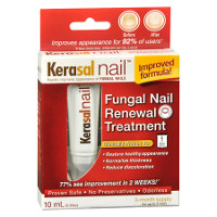 Save $2 on one Kerasal Nail Fungal Renewal Treatment