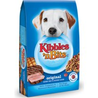 Save $1 on one bag of Kibbles 'n Bits Dry Dog Food, 3lbs or larger