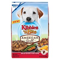 Save $2.50 on Kibbles 'n Bits Dry Dog Food