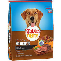 Save $4 on one bag of Kibbles 'n Bits Dog Food, 33 lbs. or larger