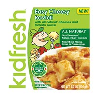 BOGO - Buy any Kidfresh All-Natural, Frozen Kids' Meal and Get One Free