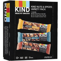 Save $2 on any 12 individual or 12-pack of KIND bars