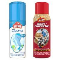Print a coupon for $1 off any two KIWI Shoe Care Cleaning or Protector products