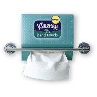 Print a coupon for $0.75 off a pack of Kleenex Hand Towels