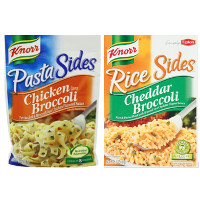 Print a coupon for $0.50 off one Knorr Selects product