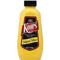 Koops' Mustard coupon - Click here to redeem
