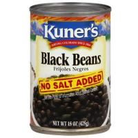 Print a coupon for $1 off two cans of Kuner's Beans or Vegetables any variety