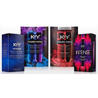 Save $2 on any K-Y Touch product
