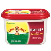 Print a coupon for $0.50 off Land O Lakes Spreadable Butter with Canola Oil