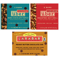 Print a coupon for $1 off any LARABAR Multipack or Bites