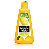 Save $0.75 on a bottle of Minute Maid Premium Lemon Juice