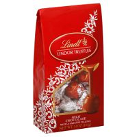 Print a coupon for $1.50 off two holiday bags of Lindt Lindor Bag of Chocolates