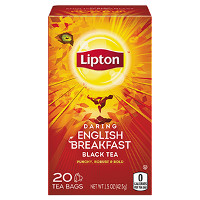 Save $1 a box of Lipton Flavored Black, Green, or Herbal Tea Bags