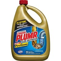 Print a coupon for $1 off one Liquid-Plumr product