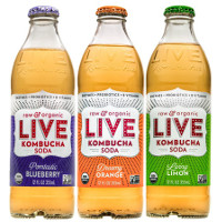 Print a coupon for $0.50 off any LIVE Kombucha Beverage