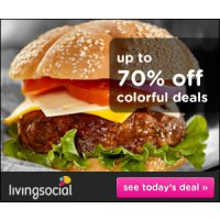 Get up to $25 off plus save up to 70% at local restaurants, bars, spas, theaters, and more with LivingSocial