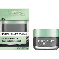 Print a coupon for $2 off any L'Oreal Paris Pure Clay Mask product