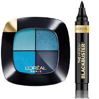 Print a coupon for $1.50 off any L'Oreal Paris Eyeliner or Eye Shadow product