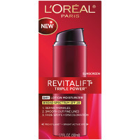 Print a coupon for $3 off any L'Oreal Paris Revitalift Product