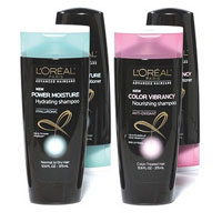 Save $1 on any L'Oreal Paris Advanced Haircare Shampoo or Conditioner