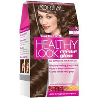 Save $1 on any L'Oreal  Paris Healthy Look Creme Haircolor