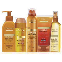 Save $2 on any L'Oreal Paris Advanced Sublime Bronze or Suncare Product