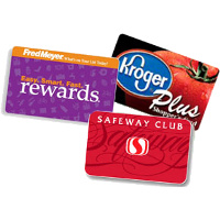 Save $100+ on Groceries! Add coupons directly to your store loyalty card for automatic savings