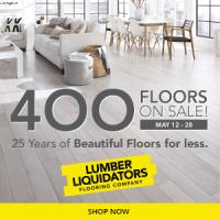 Lumber Liquidators coupon - Click here to redeem