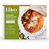 Save $1 on any Luvo Frozen Steamed Entree