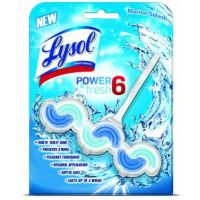 Print a coupon for $0.75 off any Lysol Automatic Toilet Bowl Cleaner