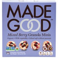 MadeGood Foods coupon - Click here to redeem