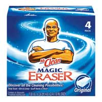 Save $0.50 on one Mr. Clean Magic Eraser or Kitchen Scrubber