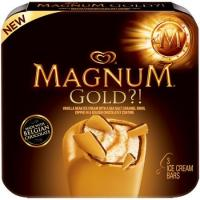 Print a coupon for $0.75 off one box of Magnum Ice Cream products