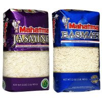 Print a coupon for $1 off one package of Mahatma White or Jasmine Brown Rice