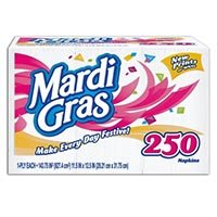 Mardi Gras Napkins coupon - Click here to redeem