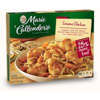 Save $0.75 on three Marie Callender's Single-Serve Frozen Meals