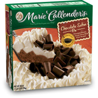 Save $0.50 on one Marie Callender Frozen Dessert Pies